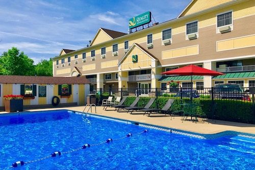 . Quality Inn & Suites Evergreen Hotel