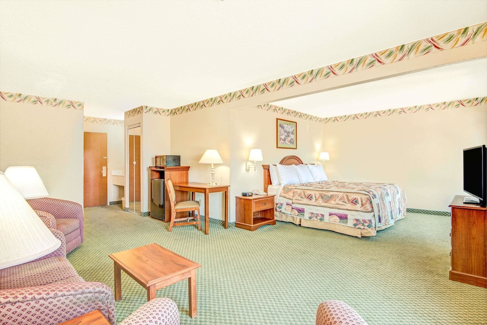 Suite : Suite, 1 King Bed 3 of 29