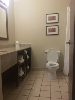 Comfort Suites NE Indianapolis Fishers - Bathroom  - #0