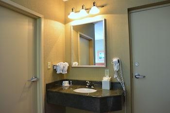 Comfort Suites Northlake - Bathroom  - #0