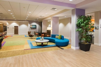 Lobby at Fairfield Inn & Suites Orlando Int'l Drive/Convention Center in Orlando