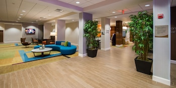 Lobby Sitting Area at Fairfield Inn & Suites Orlando Int'l Drive/Convention Center in Orlando