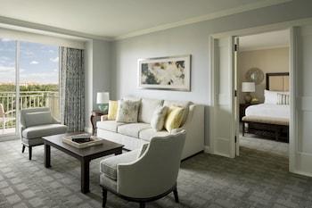 Suite, 1 Bedroom, Balcony, Golf View