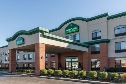 . Wingate by Wyndham Indianapolis Airport-Rockville Rd.