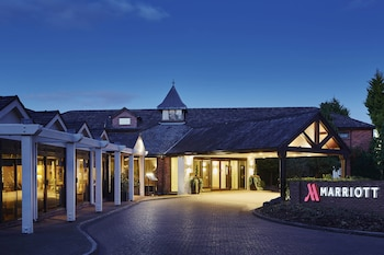 Hotel - Manchester Airport Marriott Hotel