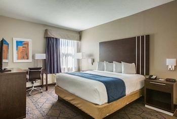 Hotel - Baymont by Wyndham Albuquerque Airport