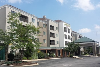 Hotel - Courtyard by Marriott Altoona