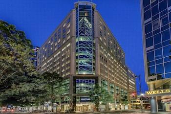 夏洛特市中心萬怡飯店 Courtyard by Marriott Charlotte City Center