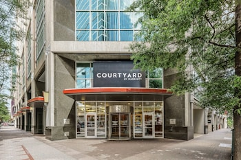 Hotel - Courtyard by Marriott Charlotte City Center