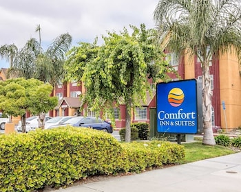 Hotel - Comfort Inn & Suites of Salinas