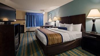 伯克希爾山西佳加套房酒店 Best Western Plus Berkshire Hills Inn & Suites