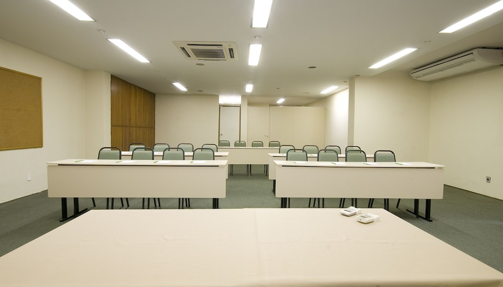 론도니아 팰리스 호텔(Rondônia Palace Hotel) Hotel Image 72 - Business Center