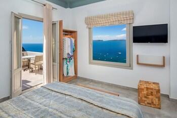 Deluxe Süit, 2 Yatak Odası, Balkon, Deniz Manzaralı
