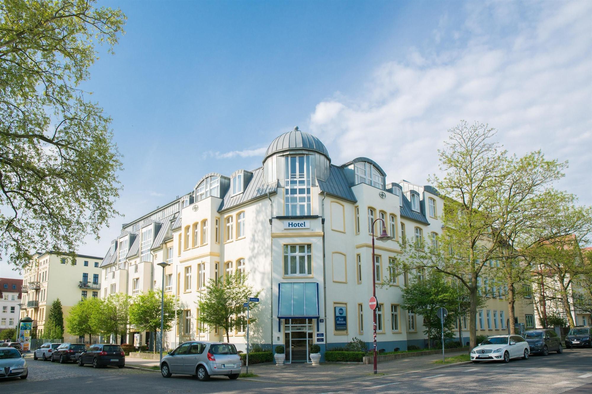 Best Western Hotel Geheimer Rat, Magdeburg