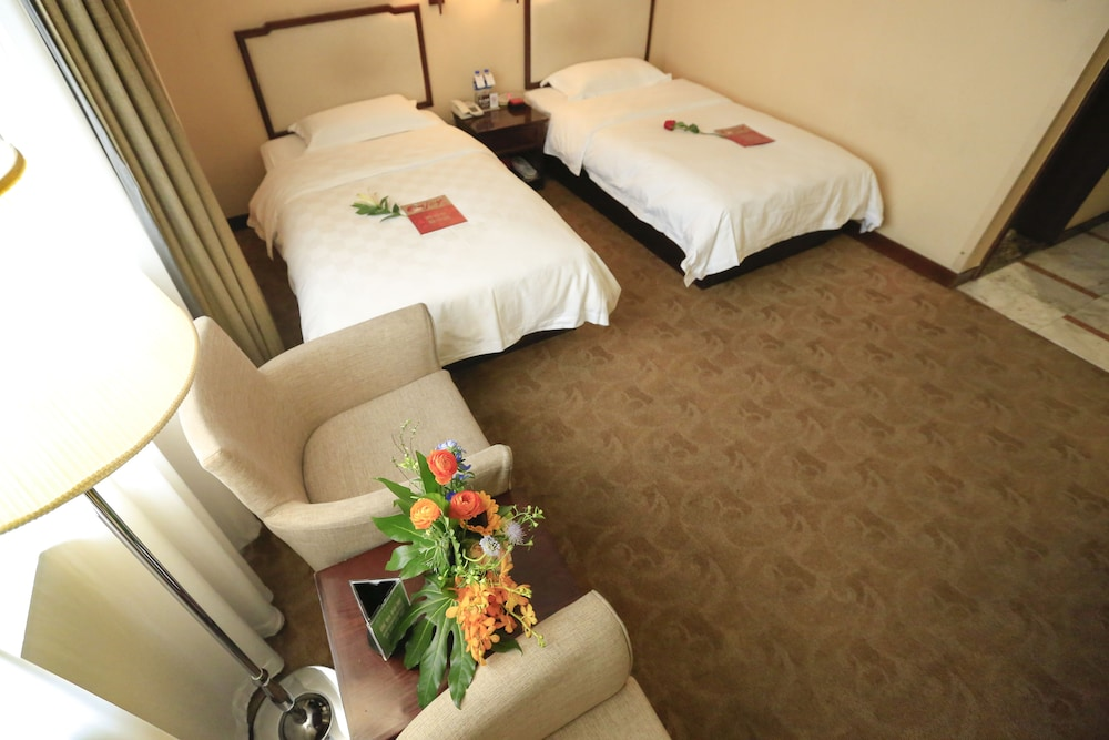 벨 타워 호텔 시안(Bell Tower Hotel Xian) Hotel Image 11 - Guestroom