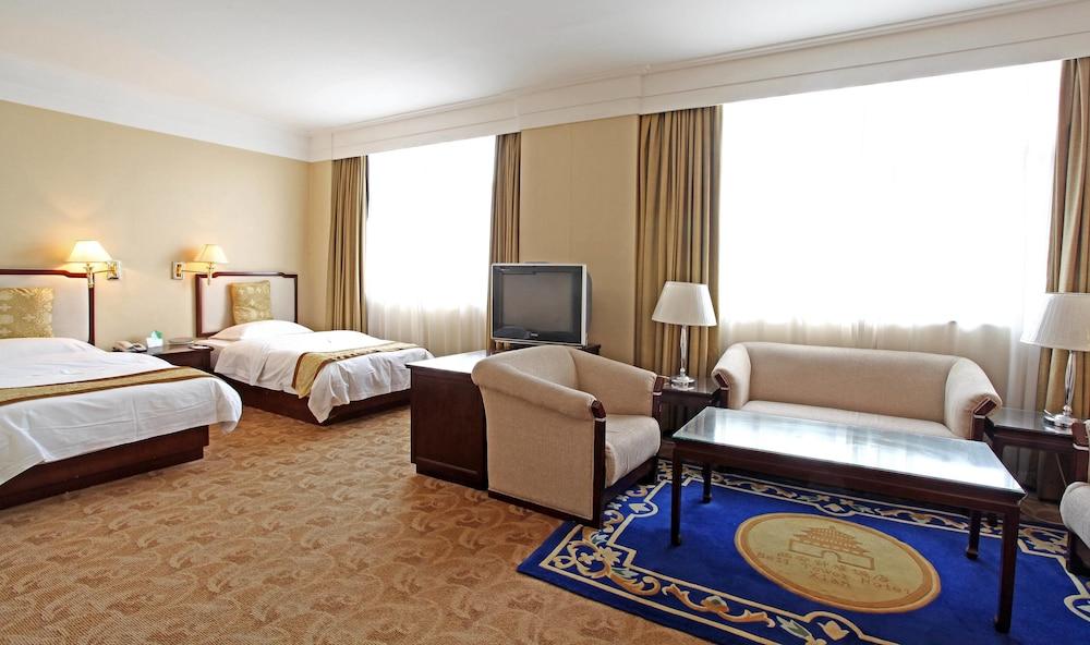 벨 타워 호텔 시안(Bell Tower Hotel Xian) Hotel Image 5 - Guestroom