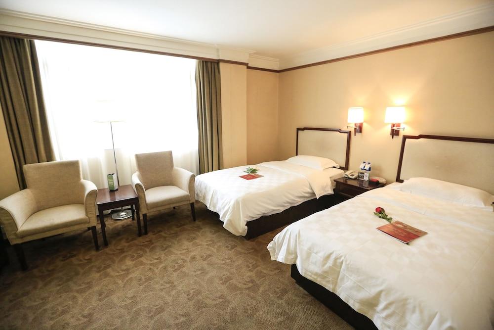 벨 타워 호텔 시안(Bell Tower Hotel Xian) Hotel Image 17 - Guestroom