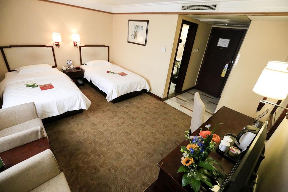 벨 타워 호텔 시안(Bell Tower Hotel Xian) Hotel Image 18 - Guestroom