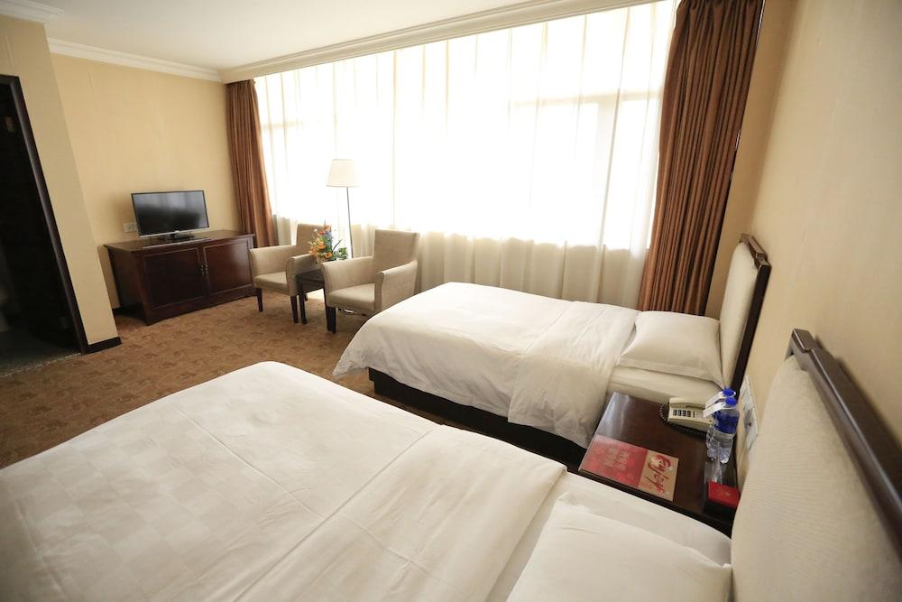 벨 타워 호텔 시안(Bell Tower Hotel Xian) Hotel Image 19 - Guestroom