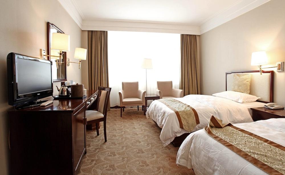 벨 타워 호텔 시안(Bell Tower Hotel Xian) Hotel Image 3 - Guestroom