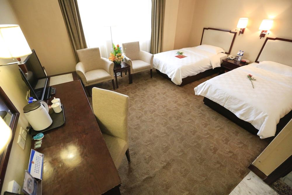 벨 타워 호텔 시안(Bell Tower Hotel Xian) Hotel Image 44 - Guestroom