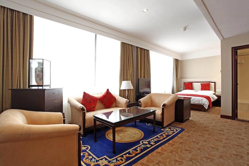 벨 타워 호텔 시안(Bell Tower Hotel Xian) Hotel Image 25 - Living Area