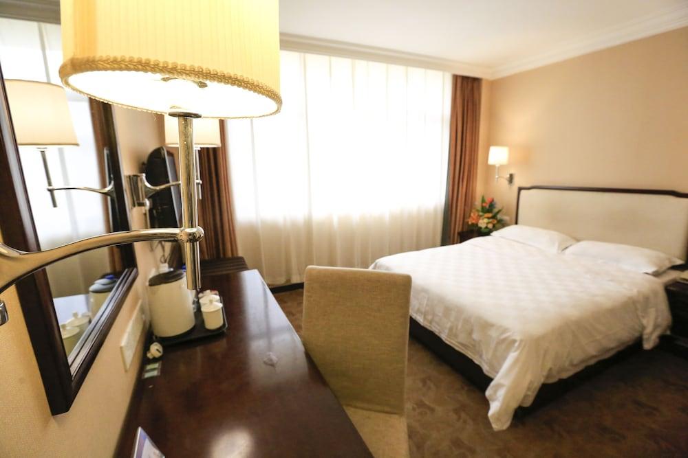 벨 타워 호텔 시안(Bell Tower Hotel Xian) Hotel Image 24 - Guestroom