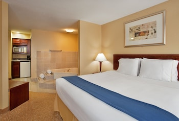 Executive Suite, 1 King Bed, Non Smoking, Jetted Tub