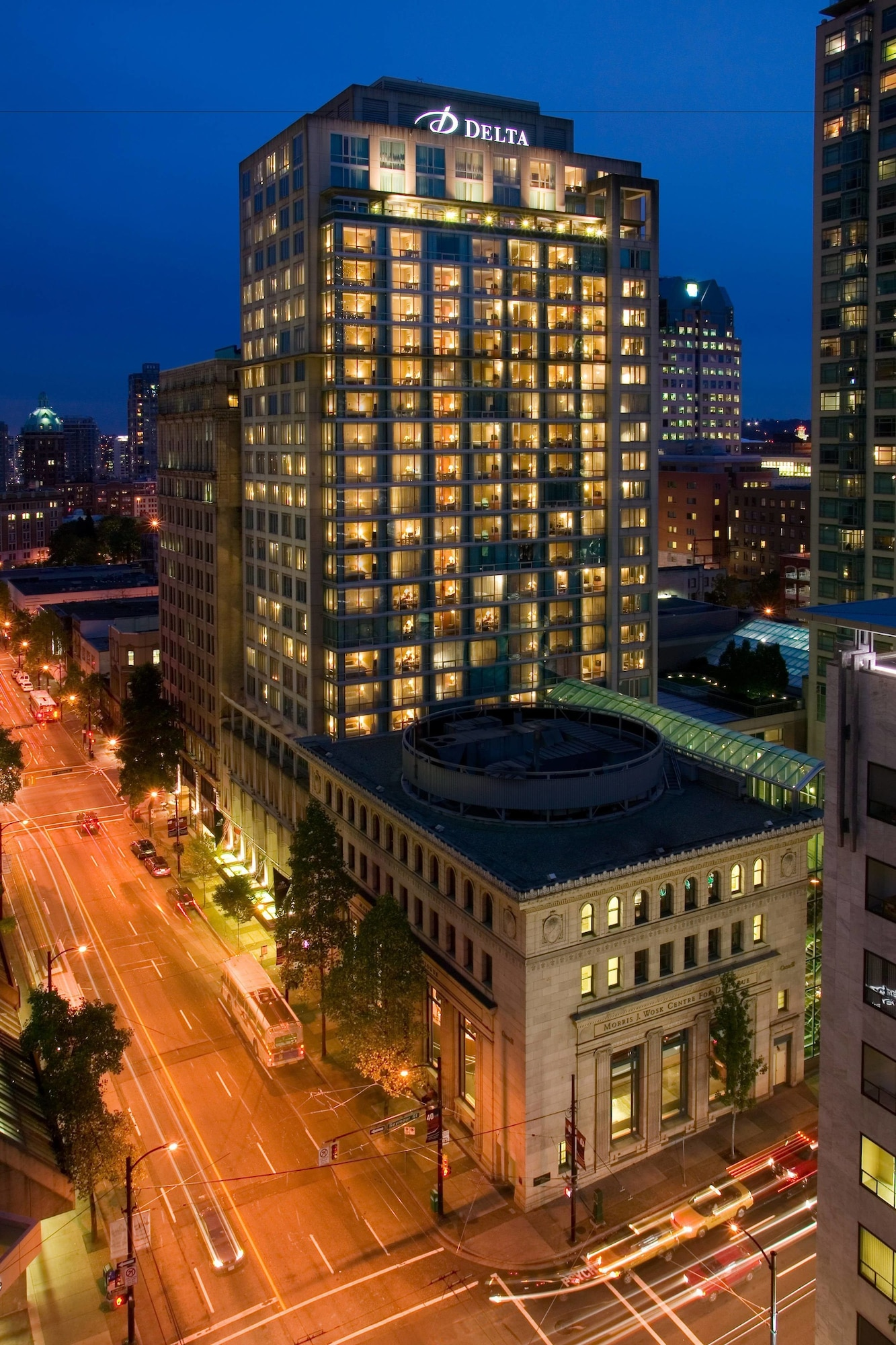 Delta Hotels by Marriott Vancouver Downtown Suites, Greater Vancouver