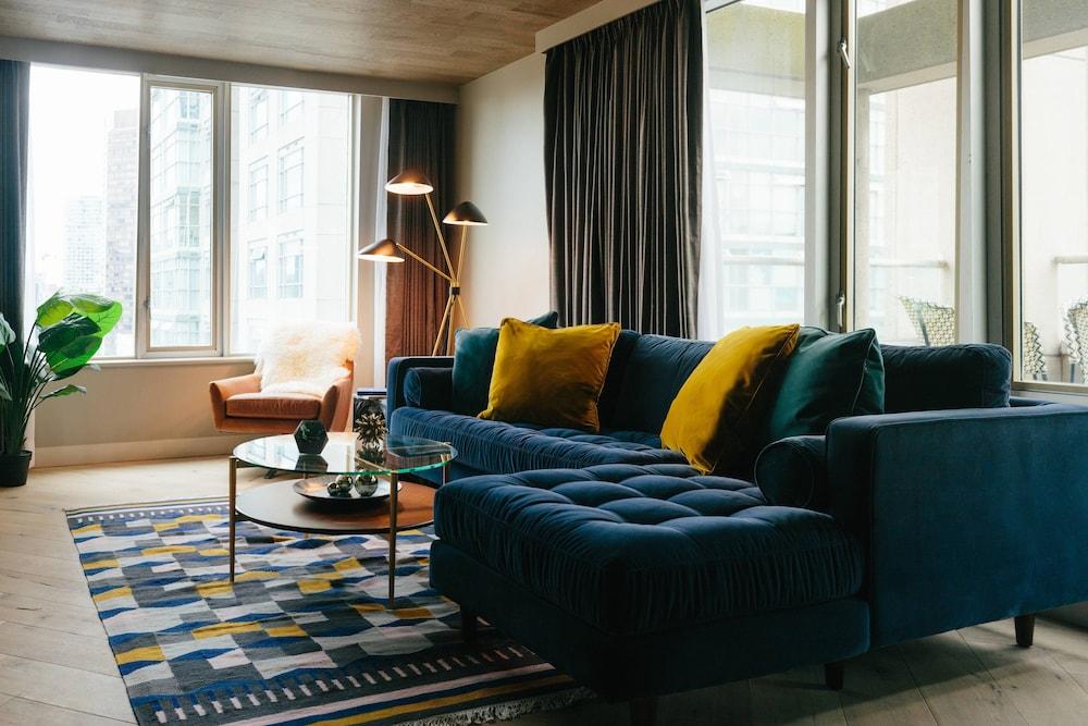 デルタ・ホテルズ・バンクーバー・スイート