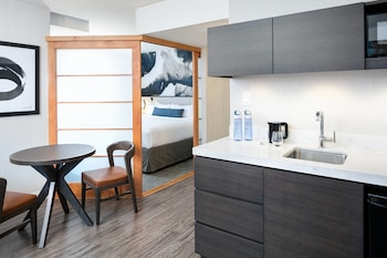 City Suite, 1 King Bed, Kitchen, City View (Urban)