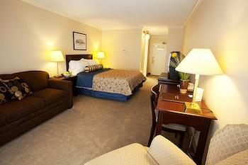 Standard Room, 1 Queen Bed with Sofa bed, Accessible