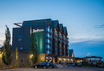 Hotel - Radisson Hotel & Convention Center Edmonton