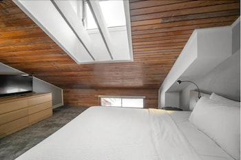 One Bedroom Condo with Loft