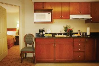 Deluxe 1 Bedroom Suite