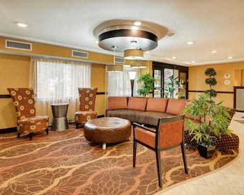 Lobby at Comfort Inn Grapevine Near DFW Airport in Grapevine