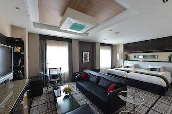 HOTEL GRANVIA HIROSHIMA Room
