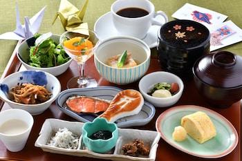 HOTEL GRANVIA HIROSHIMA Breakfast Meal