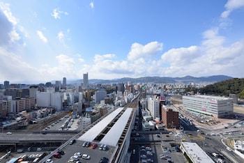 HOTEL GRANVIA HIROSHIMA View from Room