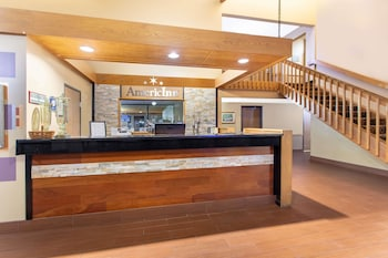埃爾克霍恩近日內瓦湖溫德姆阿美瑞辛飯店 AmericInn by Wyndham Elkhorn Near Lake Geneva