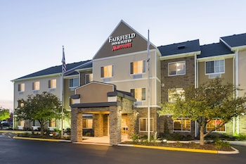 Hotel - Fairfield Inn & Suites by Marriott Chicago Naperville/Aurora