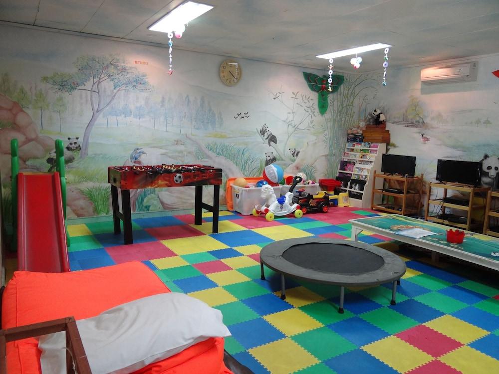 빈탕 발리 리조트(Bintang Bali Resort) Hotel Image 29 - Childrens Play Area - Indoor