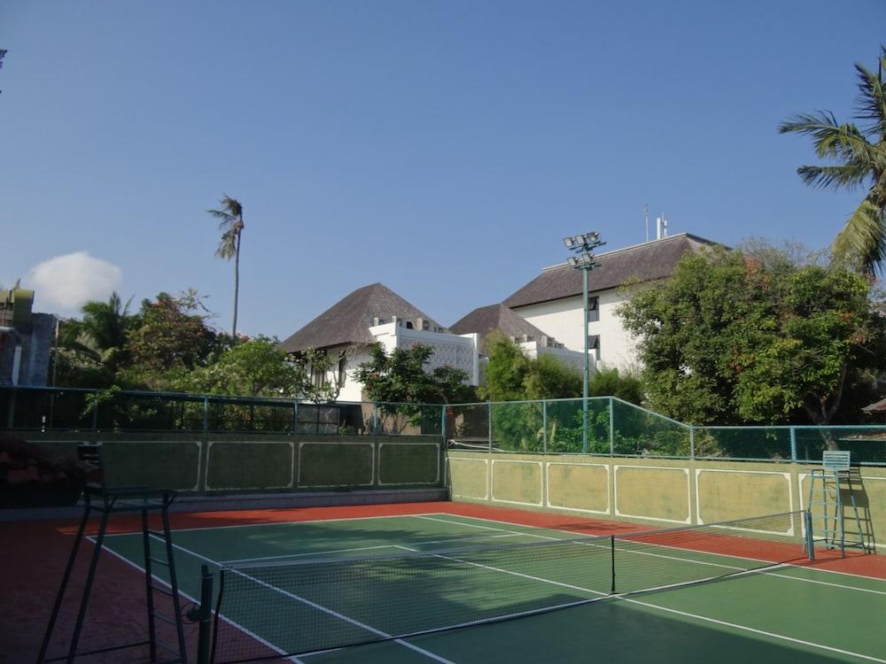 빈탕 발리 리조트(Bintang Bali Resort) Hotel Image 28 - Tennis Court