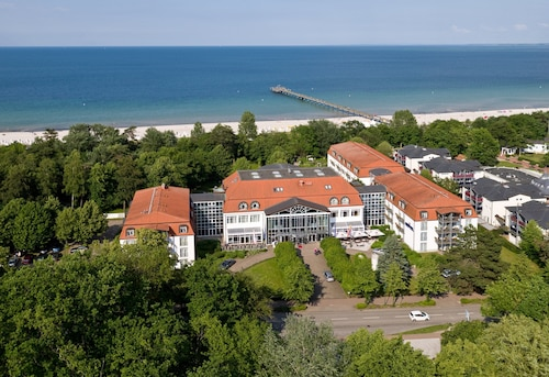 . TOP CountryLine Seehotel Großherzog Ostseebad Boltenhagen