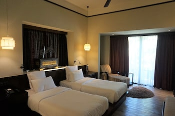 Deluxe Twin Room, 2 Twin Beds, Terrace