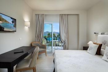 Deluxe Double Room, 1 Bedroom, Sea View