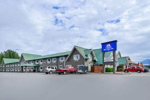 . Canadas Best Value Inn Valemount