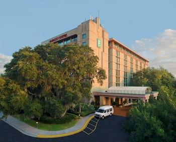 坦帕 USF 希爾頓大使套房飯店 - 近布希花園 Embassy Suites by Hilton Tampa USF Near Busch Gardens