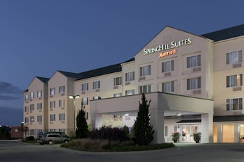 Hotel - Springhill Suites By Marriott Overland Park