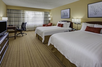 Hotel - Courtyard by Marriott Tampa Brandon